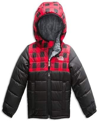 6ef312ea33bf The North Face Boys  Reversible Plaid Mount Chimborazo Coat - Little Kid