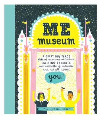 Compendium 'Me Museum' - An Activity Book