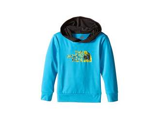 The North Face Kids Long Sleeve Hike/Water Tee (Infant) (Meridian Blue