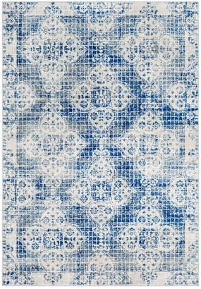 "Surya Harput Hap-1082 Dark Blue 9'3"" x 12'6"" Area Rug"
