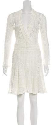 IRO A-Line Lace Dress