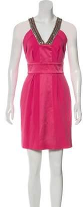 Matthew Williamson Embellished Cocktail Dress w/ Tags