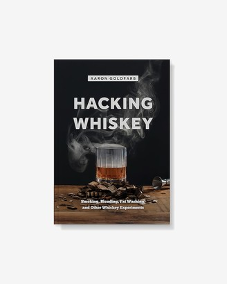 Express W&P Hacking Whiskey Cocktail Recipe Book