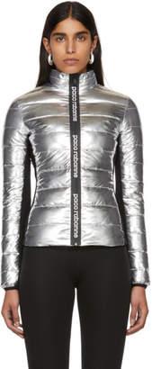 Paco Rabanne Silver Bodyline Jacket