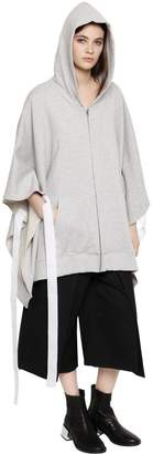 MM6 MAISON MARGIELA Oversized Cotton Jersey Sweatshirt