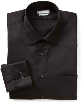 Van Heusen No-Iron Lux Sateen Dress Shirt-Big & Tall