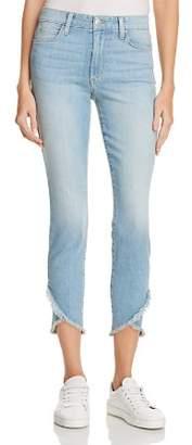 Joe's Jeans The Charlie Skinny Tulip-Hem Ankle Jeans in Dezirae - 100% Exclusive