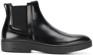 Salvatore Ferragamo Dimitri chelsea boots
