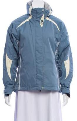 Rossignol Short Zip-Up Coat