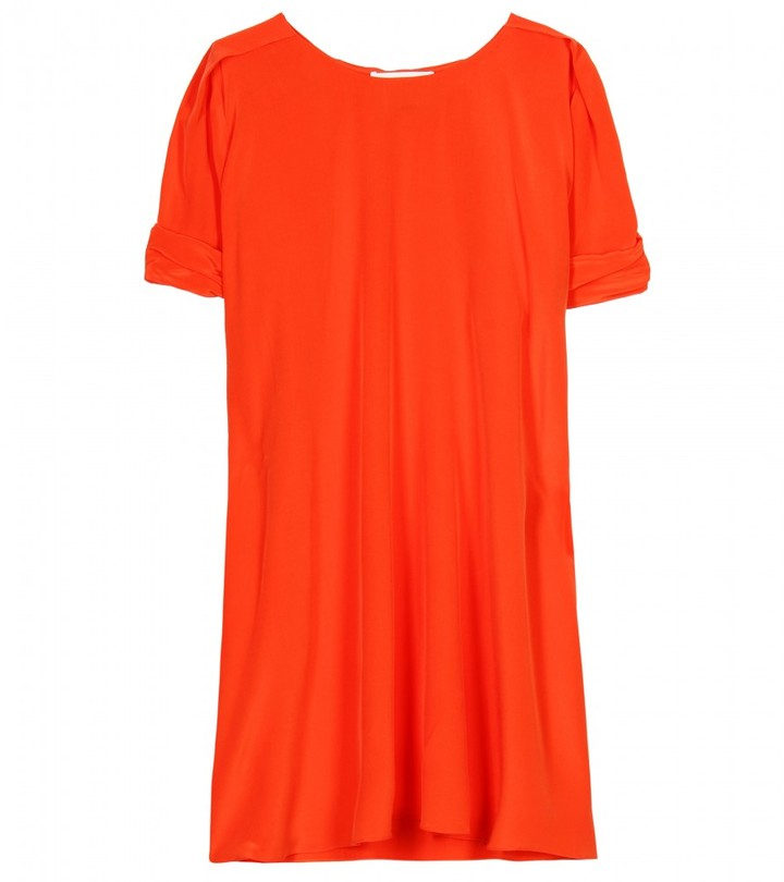 3.1 Phillip Lim SILK SHIFT DRESS