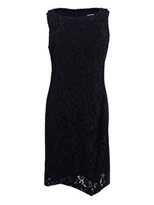 Nine West Women's Plus Size Lace Dress