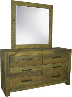 Beaumont & Braddock Dressing Table Kennedale Dressing Table with Mirror