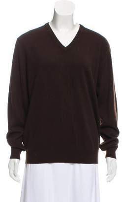 Loewe Cashmere Long Sleeve Sweater