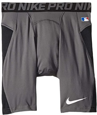 Nike Pro Heist Slider Baseball Short (Little Kids/Big Kids)