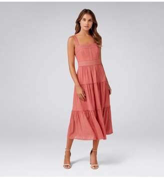 Ever New Georgina Square Neck Maxi Dress