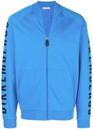 Dirk Bikkembergs zip front sweatshirt