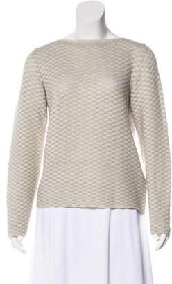 Giorgio Armani Cashmere Knit Sweater