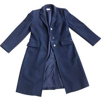 Aigner Black Cashmere Coat for Women