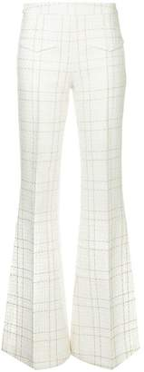 Camilla And Marc Dumas flared trousers