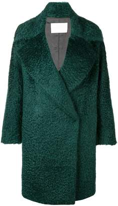 Fabiana Filippi oversized single breasted coat