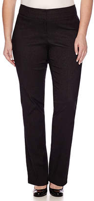 N. Heart Soul Heart & Soul Double Waist Pinstripe Pants - Juniors Plus Short