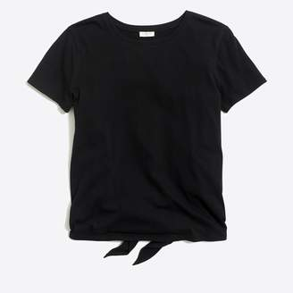 J.Crew Factory Tie-back T-shirt