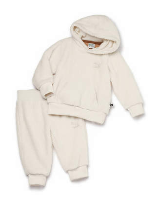 PUMA x TINYCOTTONS Classic Sherpa Suit