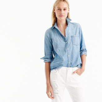 Always chambray shirt $78 thestylecure.com