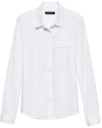 Banana Republic Quinn-Fit Oxford Shirt