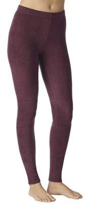 Cuddl Duds ClimateRight by Cudd Duds ClimateRight by Women's Stretch Fleece Warm Underwear Leggings
