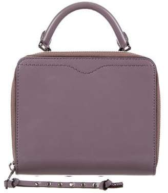 Rebecca Minkoff Leather Crossbody Satchel