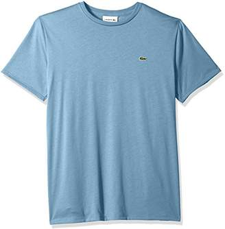 Lacoste Men's Short Sleeve Jersey Pima Regular Fit Crewneck T-Shirt