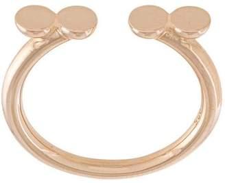 Astley Clarke double disc open Stilla ring