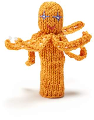 Abc Home Collection Octopus Finger Puppet