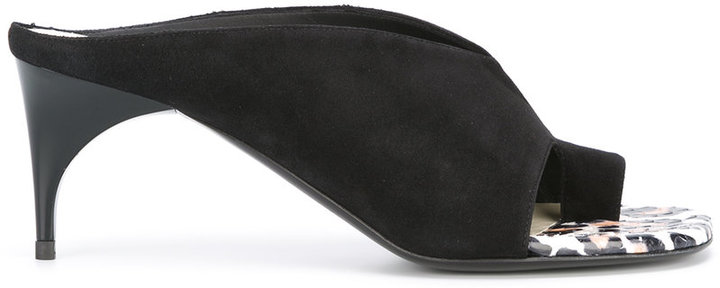 Alain Tondowski toe strap slip-on sandals