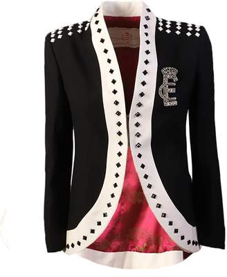 The Extreme Collection Black Penelope Blazer