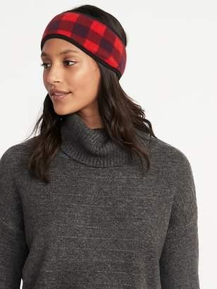 Old Navy Go-Warm Performance Fleece Earwarmer Headband for Women
