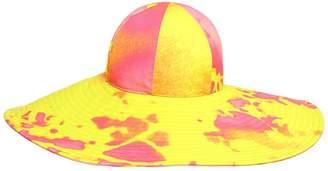 MSGM Tie Dye Cotton Hat