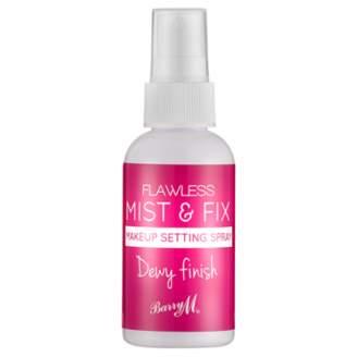 Barry M Flawless Mist & Fix Spray - Dewy