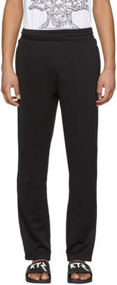 Kokon To Zai Black Line Ribbon Lounge Pants