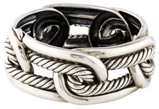 David Yurman Labyrinth Link Bracelet silver Labyrinth Link Bracelet
