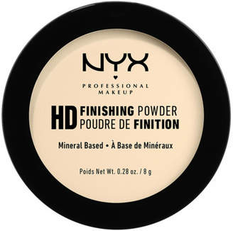 Nyx Cosmetics HD Finishing Powder $9.99 thestylecure.com