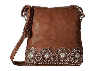 M&F Western Rhianna Messenger Bag