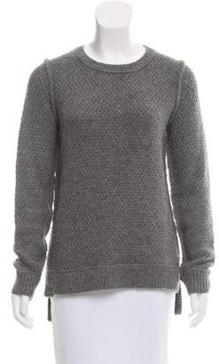 Michael Kors Alpaca Crew Neck Sweater