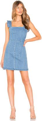 Show Me Your Mumu Ruthie Ruffle Dress