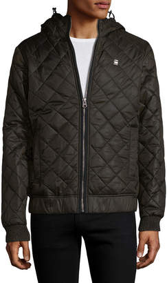 G Star G-Star Meefic Quilted Hdd Overshirt Jacket