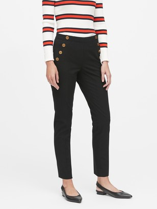 Banana Republic Modern Sloan Skinny-Fit Sailor Pant