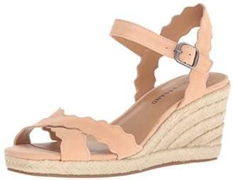 Lucky Brand Women's Marleigh Espadrille Wedge Sandal