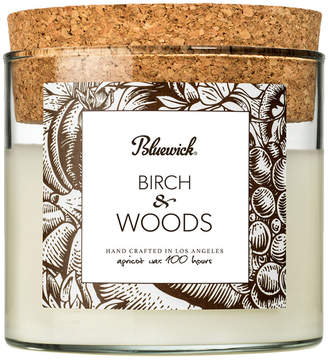 Bluewick Home & Body Co. Home Fragrance White Birch Cork Tumbler Fall Edition Candle