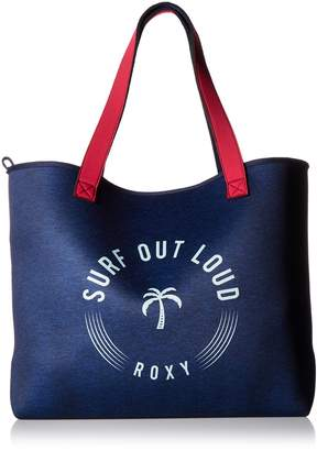 Roxy Inside the Rock Tote Bag